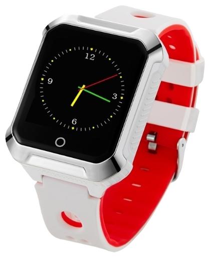 Smart Baby Watch W10 / A20S - материал корпуса: пластик