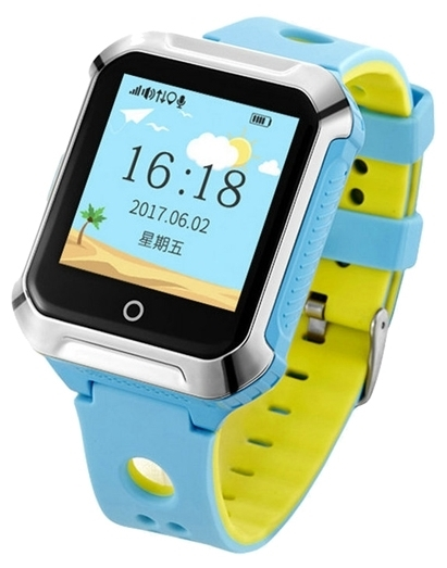 Smart Baby Watch W10 / A20S - звонки: собственная SIM-карта