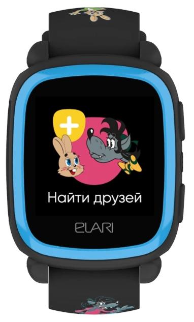 ELARI KidPhone «Ну, Погоди!» - интерфейсы: Bluetooth 3.0