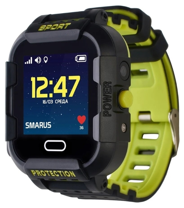 "Smarus K6 - экран: 1.54"" (240x240)"