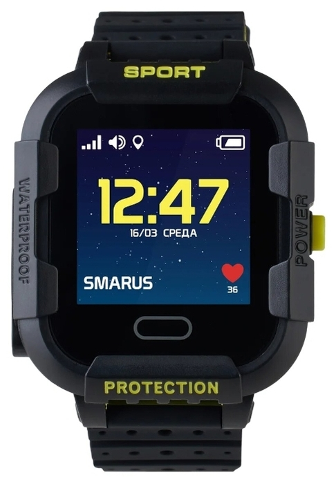 Smarus K6 - звонки: собственная SIM-карта