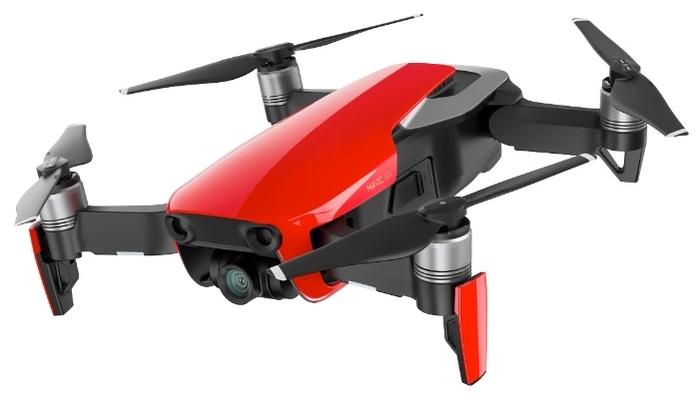 DJI Mavic Air Fly More Combo - видео: 2160p, 120к/с при 1280х720, 120к/с при 1920x1080, 30к/с при разрешении 4K