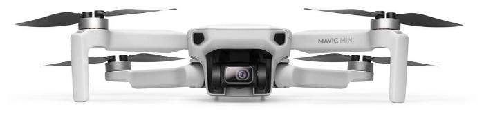 DJI Mavic Mini Fly More Combo - видео: 60к/с при 1920x1080