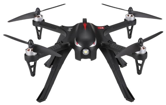 MJX Bugs 3 - полет: до 19мин., дальность 500м по радиоканалу