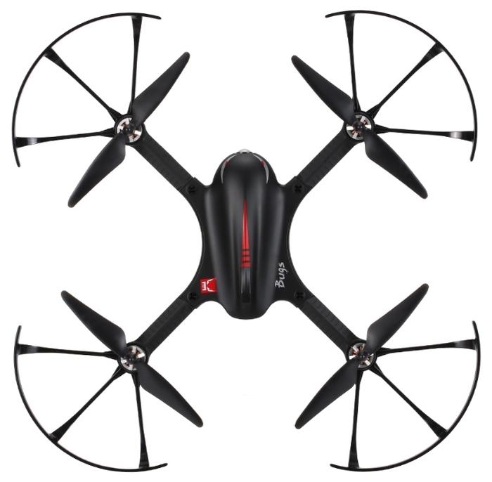 MJX Bugs 3 - размеры (ДхШхВ): 310x310x140мм