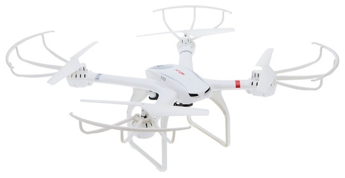 MJX X101 - полет: до 10мин., дальность 100м по радиоканалу