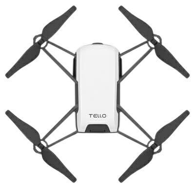 Ryze Tech Tello - вес: 80г, не требует регистрации для полетов