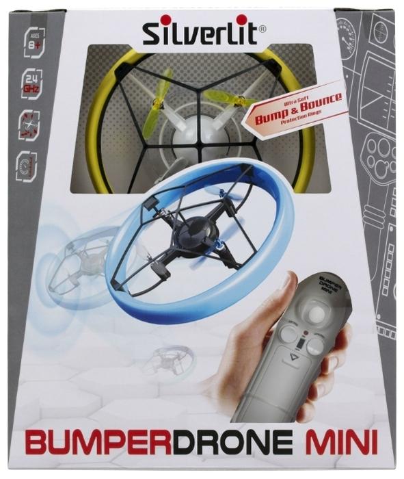 Silverlit Bumper Drone Mini - не требует регистрации для полетов