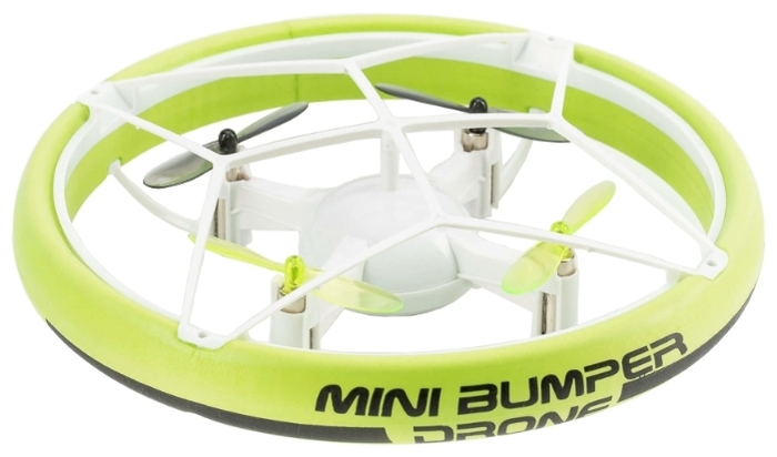 Silverlit Bumper Drone Mini - управление: радиоканал