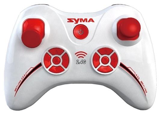 Syma X11 - функции: автоматические флипы
