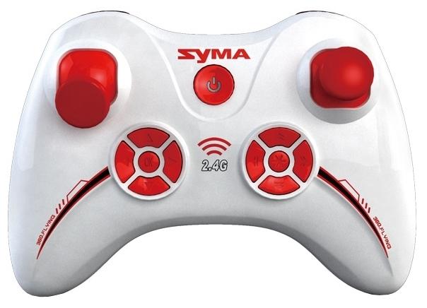 Syma X13 - функции: автоматические флипы, headless mode