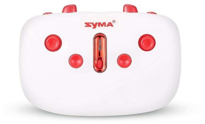 Syma X20 - управление: радиоканал