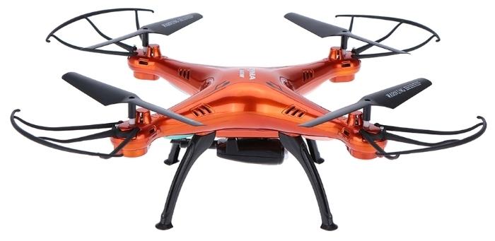Syma X5SW - размеры (ДхШхВ): 315x315x105мм
