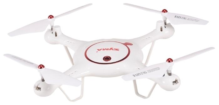 Syma X5UW-D - вес: 132г, не требует регистрации для полетов