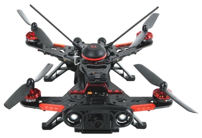Walkera Runner 250 Advance (C) - полет: до 14мин., дальность 1000м по радиоканалу, скорость 11.10м/с