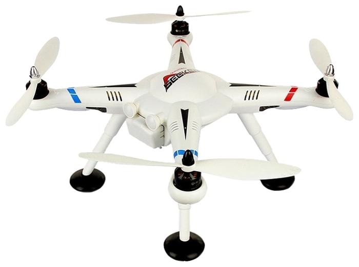 WL Toys V303 - полет: до 20мин., дальность 500м по радиоканалу, скорость 4м/с