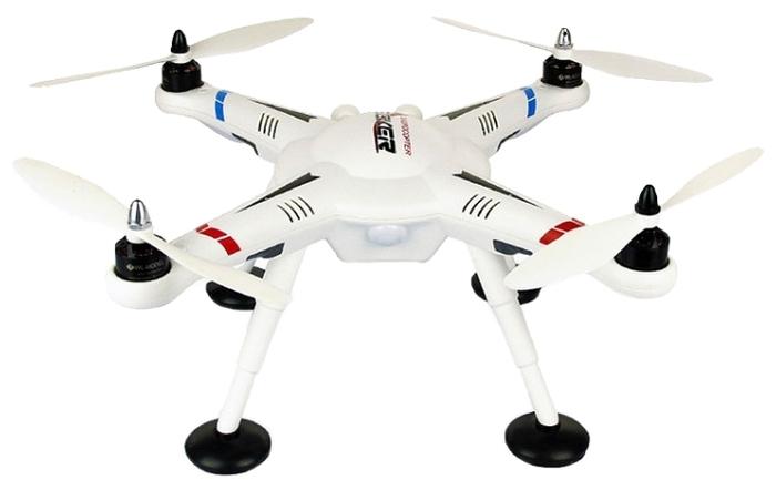WL Toys V303 - размеры (ДхШхВ): 305x305x185мм