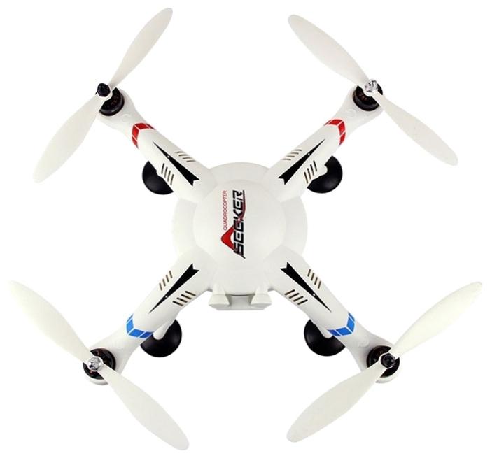 WL Toys V303 - вес: 840г
