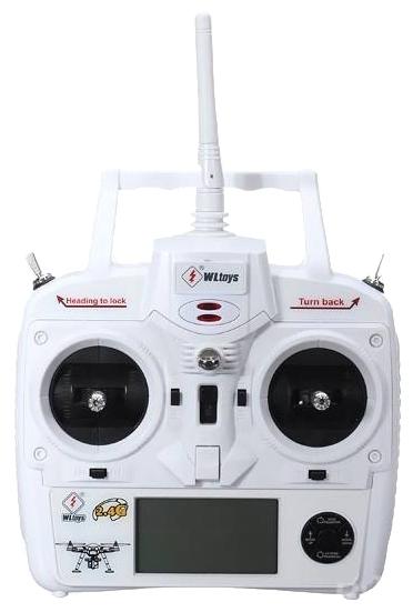 WL Toys V303 - функции: headless mode, возвращение в точку взлета