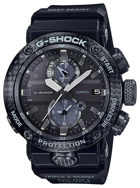 CASIO G-Shock GWR-B1000-1A - тип механизма: кварцевые