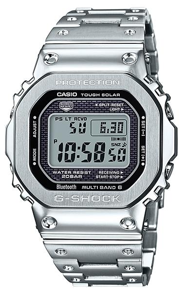 CASIO GMW-B5000D-1E - тип механизма: кварцевые