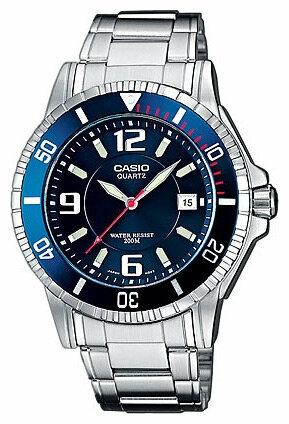 CASIO MTD-1053D-2A - тип механизма: кварцевые