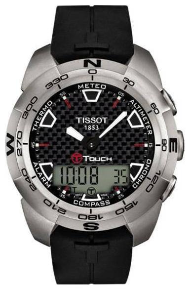 TISSOT T013.420.47.201.00 - тип механизма: кварцевые