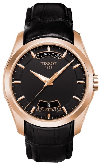 TISSOT T035.407.36.051.00 - тип механизма: механические
