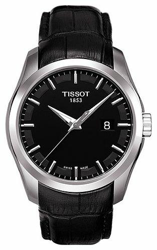 TISSOT T035.410.16.051.00 - тип механизма: кварцевые