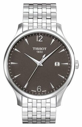 TISSOT T063.610.11.067.00 - тип механизма: кварцевые