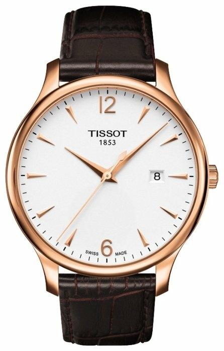 TISSOT T063.610.36.037.00 - тип механизма: кварцевые