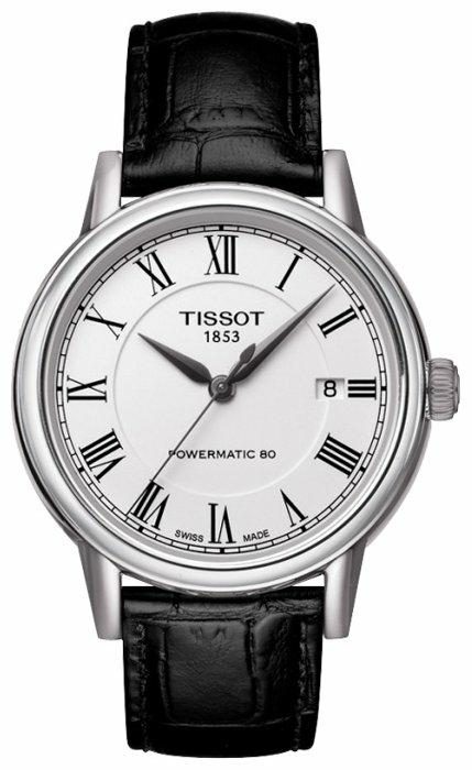 TISSOT T085.407.16.013.00 - тип механизма: механические