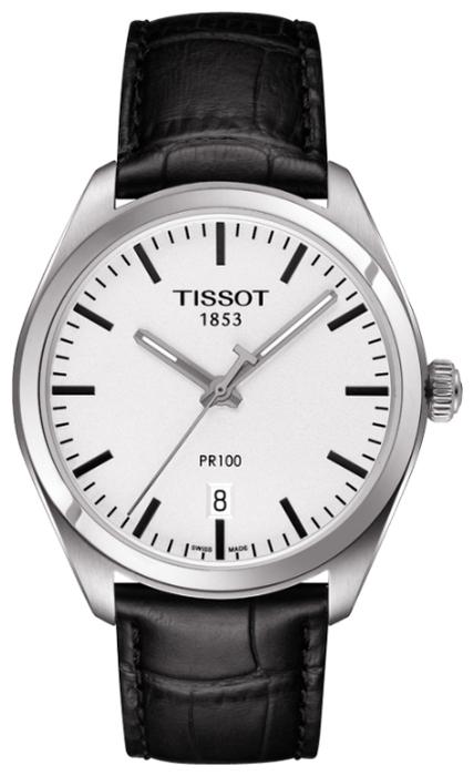 TISSOT T101.410.16.031.00 - тип механизма: кварцевые
