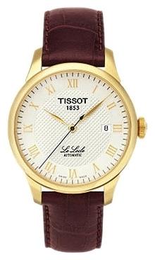 TISSOT T41.5.413.73 - тип механизма: механические