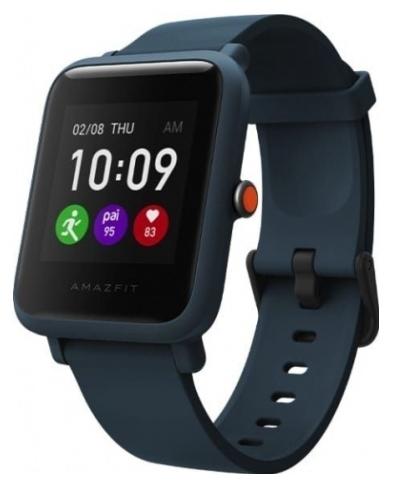 Amazfit Bip S Lite - интерфейсы: Bluetooth 5.0LE