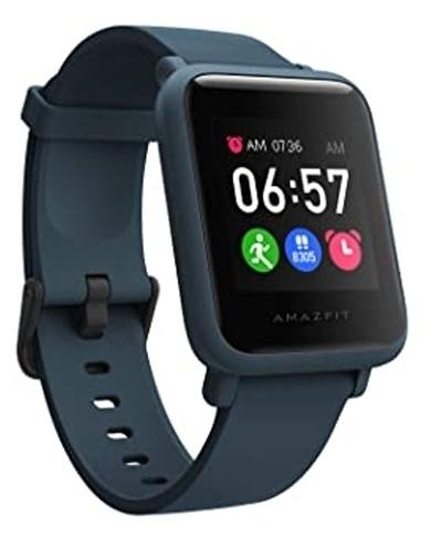 Amazfit Bip S Lite - мониторинг: калорий, физической активности, сна