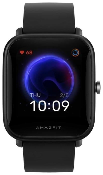 Amazfit Bip U - водонепроницаемость: WR50 (5атм)