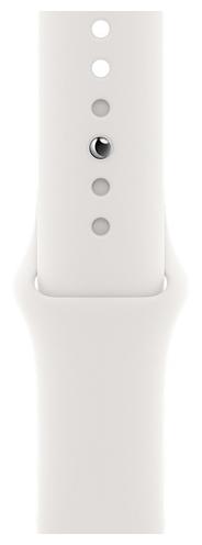 Apple Watch Series 6 GPS 40мм Aluminum Case with Sport Band - степень защиты: IP68