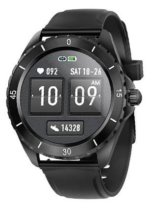 "BQ Watch 1.0 - экран: 1.28"""