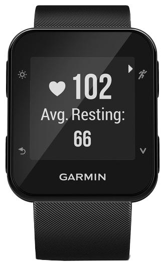 Garmin Forerunner 35 - совместимость: Windows, iOS, Android, OS X