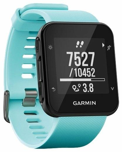 Garmin Forerunner 35 - интерфейсы: Bluetooth