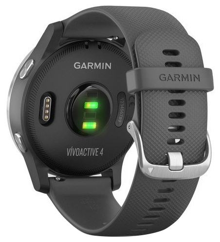 Garmin Vivoactive 4 - мониторинг: калорий, физической активности, сна
