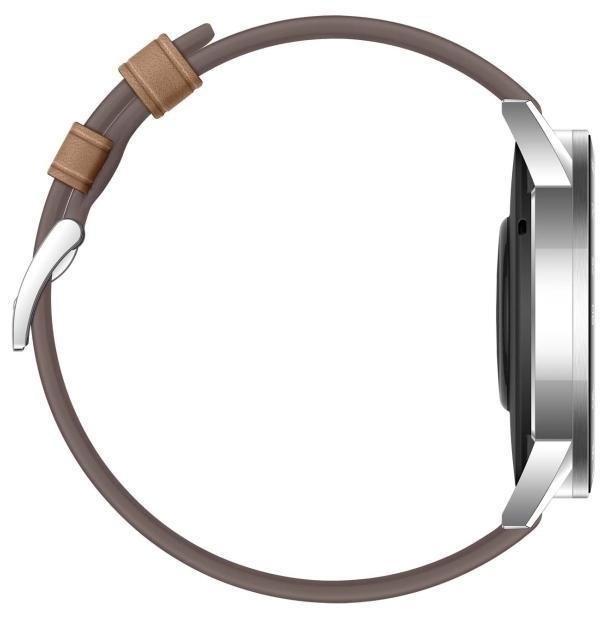 HONOR MagicWatch 2 46мм (leather strap) - интерфейсы: Bluetooth
