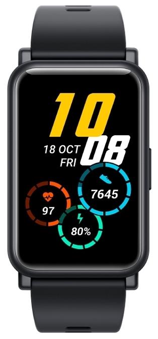 HONOR Watch ES - интерфейсы: Wi-Fi, Bluetooth 5.0LE