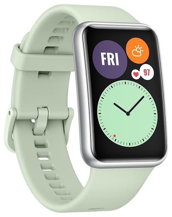HUAWEI Watch Fit - интерфейсы: Bluetooth 5.0LE