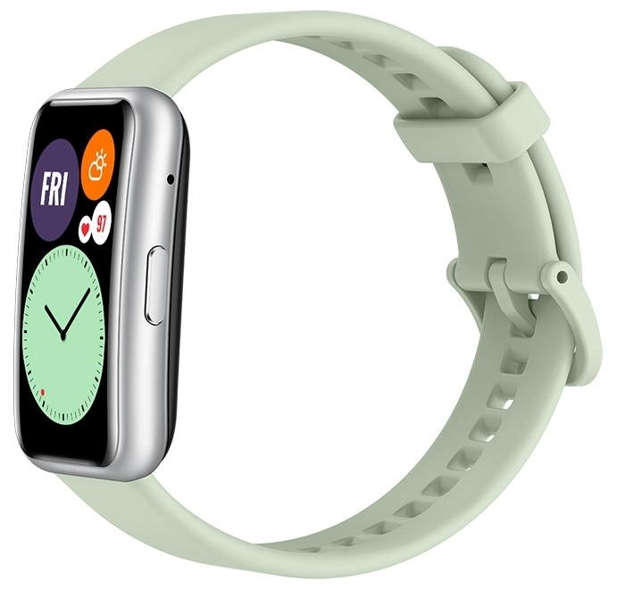 HUAWEI Watch Fit - мониторинг: калорий, физической активности, сна, уровня кислорода