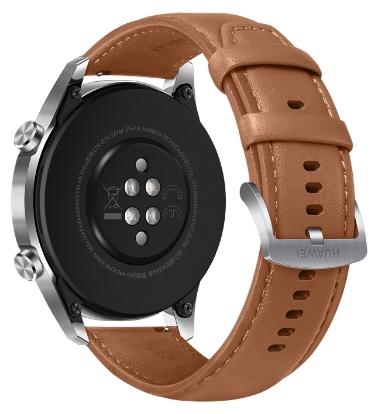 HUAWEI Watch GT 2 Classic 46мм - интерфейсы: Bluetooth 5.0LE