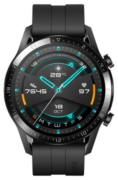 "HUAWEI Watch GT 2 Sport 46мм - экран: 1.39"" (454x454) AMOLED"