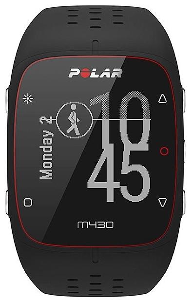Polar M430 - водонепроницаемость: WR30 (3атм)