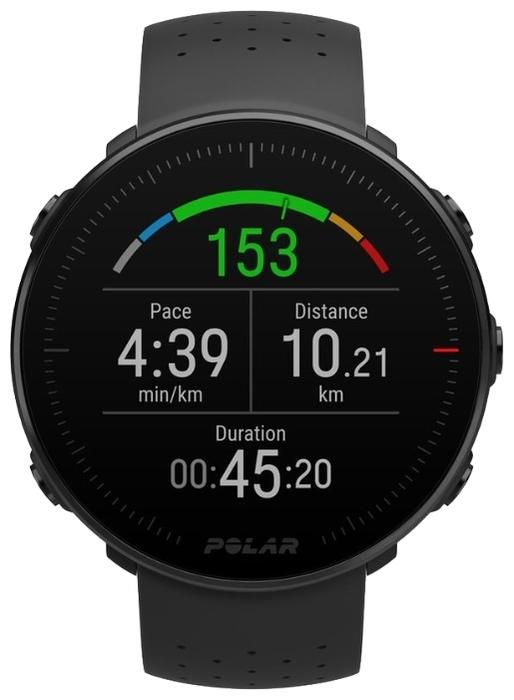 Polar Vantage M - интерфейсы: Bluetooth